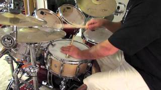 Reggae Drums - The Stepper Rhythm - RyMo