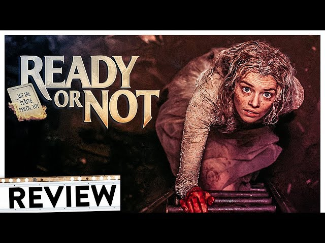 READY OR NOT | Review & Kritik inkl. Trailer Deutsch German (HD)