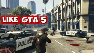 Top 03 Games Like GTA For Android & iOS