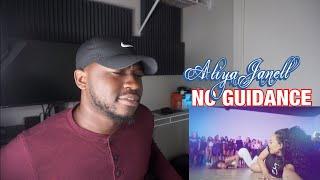 No guidance   Chris Brown feat Drake   Kiira Harper Collab   Queen N Queen (REACTION)