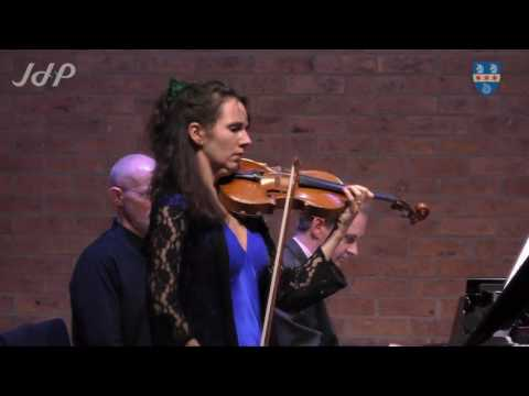 Franck: Violin Sonata in A major (Sara Trickey and Joseph Tong) at the JdP
