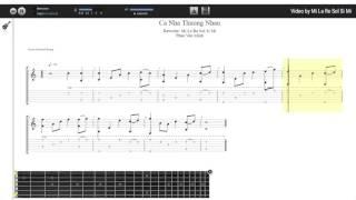 Cả Nhà Thương Nhau - Phan Văn Minh (tab guitar traithoiloan)