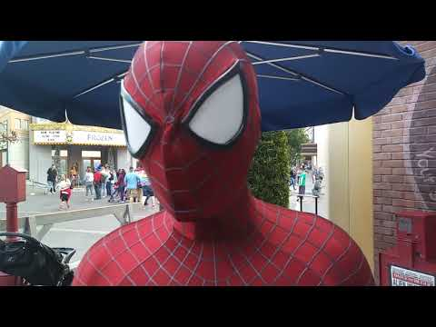 What is Spider-Man New Year's revolution , in best present he got