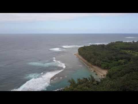 Kauai, Hawaii 2017 - Day 2 - The Na