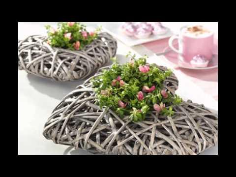 Осенние икебана из природного материала своими руками