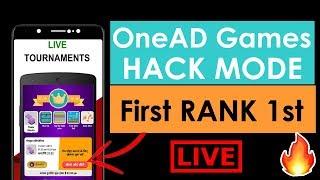 OneAD Game Hack   OneAD Hack   Onead App Hack   Onead Game Hack  Mode   OneAD Earn Hack   OneAD