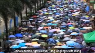 Chinese People Care About Hong Kong