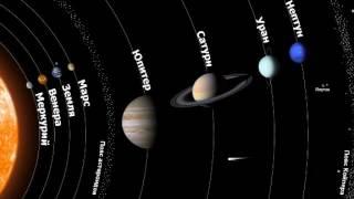 Эволюция Солнечной системы. Рассказывает Анна Гинтере