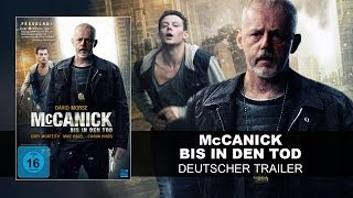 McCanick - Bis in den Tod (Deutscher Trailer) - David Morse, Cory Monteith, Ciaran Hinds || KSM