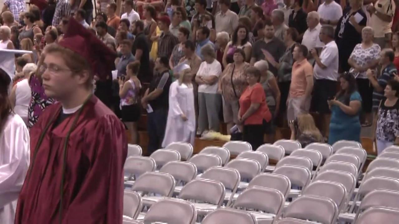 NCCS Graduation  6-21-12
