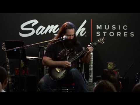 John Petrucci  - Music Man Solo