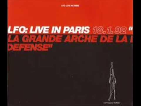 LFO Live in Paris - La Grande Arche de la Defense