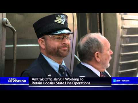 Amtrak Introduces Wi-Fi In Effort To Retain Funding