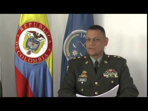 Director General Instituto Nacional Penitenciario y Carcelario   INPEC Brigadier General Jorge Luis