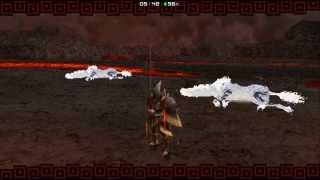 MHFU - Light Bowgun vs Dual Kirin (Gameplay/Guide) [PSP/Vita/iOS]