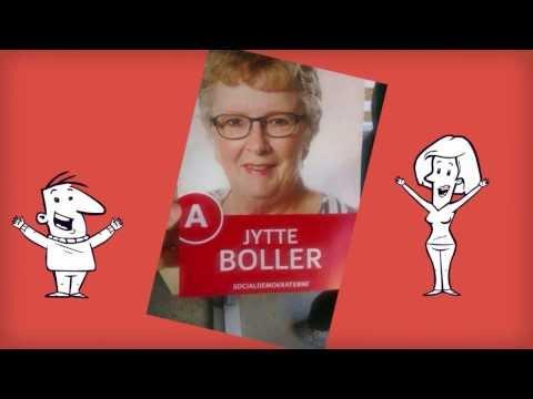 Jytte Boller - Socialdemokraterne