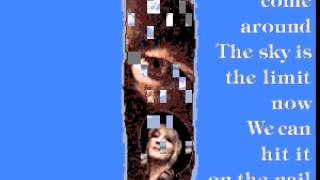 Fleetwood Mac - Behind the Mask - 01 Skies the Limit (graphics only)