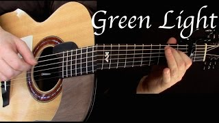 Lorde - Green Light - Fingerstyle Guitar