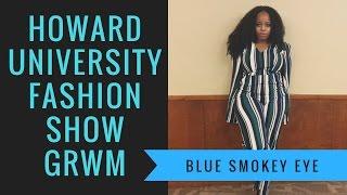 howard university homecoming fashion show grwm