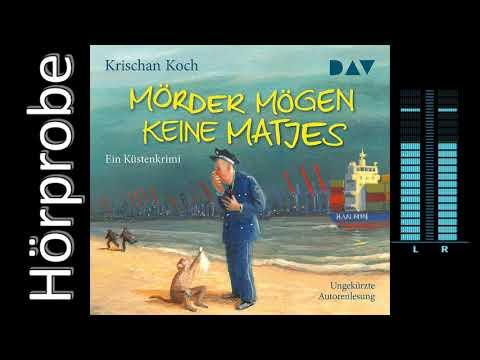 Mörder mögen keine Matjes YouTube Hörbuch Trailer auf Deutsch