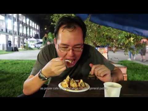 Following the life of Daniel Tay, a Freegan in Singapore