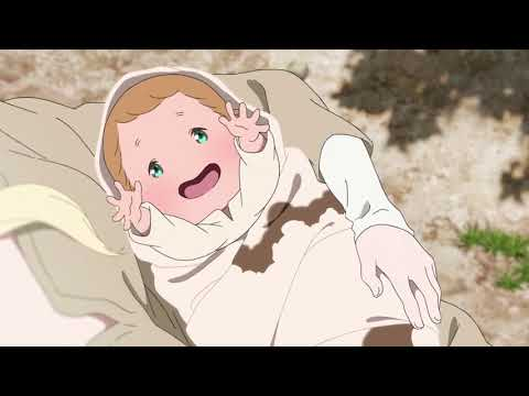 [AMV] Maquia When the Promised Flower Bloom - Rockabye