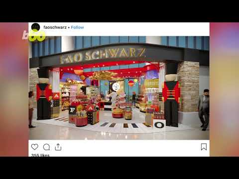 FAO Schwarz is Back and Coming to Rockefeller Center
