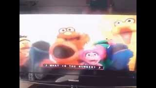 sesame street number of the day 14