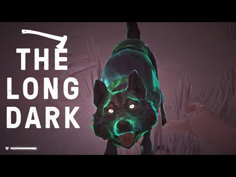 Playing FLASHLIGHT TAG with GLOWING WOLF!! - The Long Dark Wintermute Gameplay - Episode 21