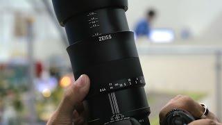DRTV по-русски: Обзор Zeiss Milvus Macro 50mm и 100mm