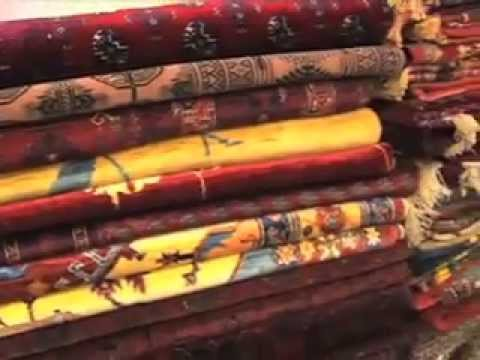 Afghan Carpet store in the US