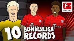Top 10 Bundesliga Records Season 2019/20 - Powered by 442oons