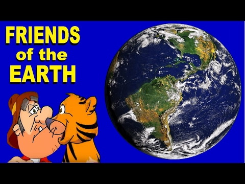 FRIENDS OF THE EARTH - nursery rhymes