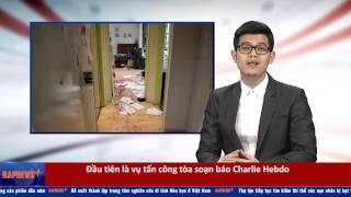 Rap News số 28: Sức khỏe ông Bá Thanh và vụ tấn công Charlie Hebdo