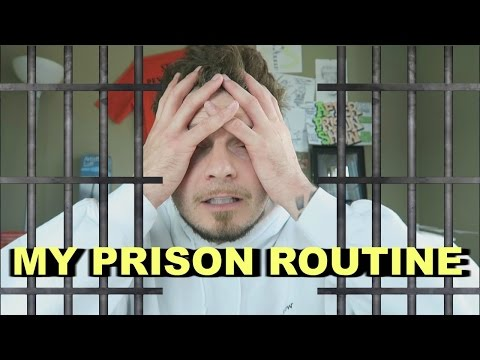 How I got through 7 years in prison