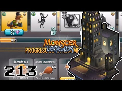 GANGS of ML! GUIA del NUEVO EVENTO -  Monster Legends #213
