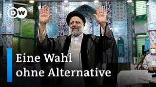 Iran: Was wäre von Ebrahim Raisi als Präsident zu erwarten?   DW Nachrichten