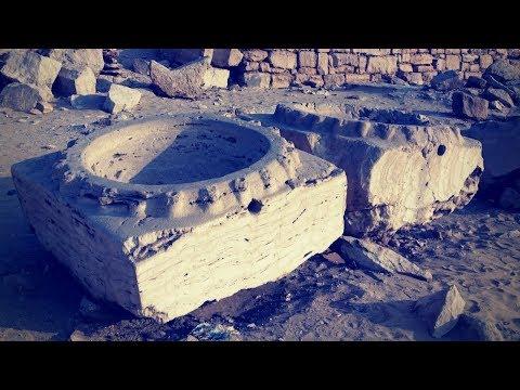 Les Mystérieuses Cuves d'Abou Ghorab