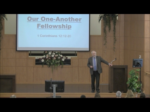 February 19, 2017 - Our One-Another Fellowship