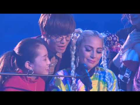 Lady Gaga - Shallow, Million Reasons - ENIGMA Rehearsal w/ Japanese Fans