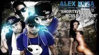 Alex Kyza Ft Randy, De La Ghetto, Guelo Star - Booty Grande (OriginaL & Master) - © 2010