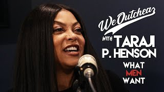 What Men Want star Taraji P Henson gives the Valentines Day advice you need to hear!