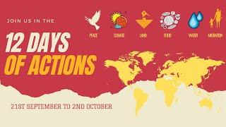 Jai Jagat 12 Days of Action Summary