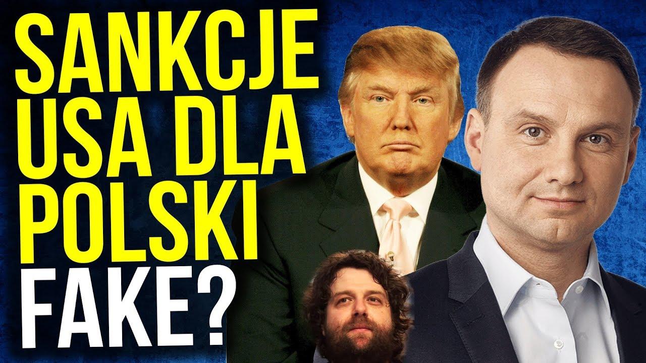 Sankcje dla Polski od USA – Czy na pewno FAKE NEWS? Duda i Morawiecki zakaz spotkań z Donald Trump
