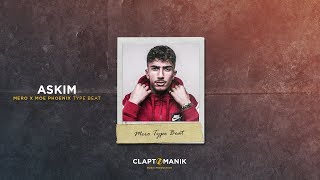 Askim - Mero feat Moe Phoenix Oriental Type Beat | prod. Claptomanik
