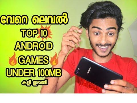 BEST AMAZING GAMES UNDER 100MB l  TOP 10 GAMES  l  UNBOXINGDUDE  l