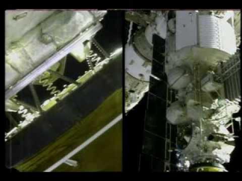 STS-74 Flight Day 4