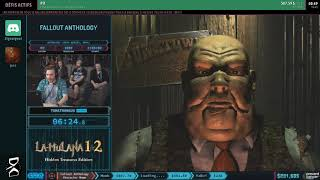 Fallout Anthology en 2:16:21 (Anthology (Main Series, Any%)) [AGDQ20]