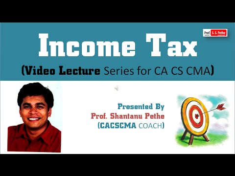 93 = Previous Year Assessment Year & Financial Year : Income Tax : AY 2016-17 (For CA CS CMA)