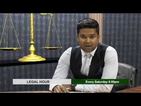 Legal Hour Promo - Watch Every Saturday At 1800 (6PM) Only On Iqra Bangla